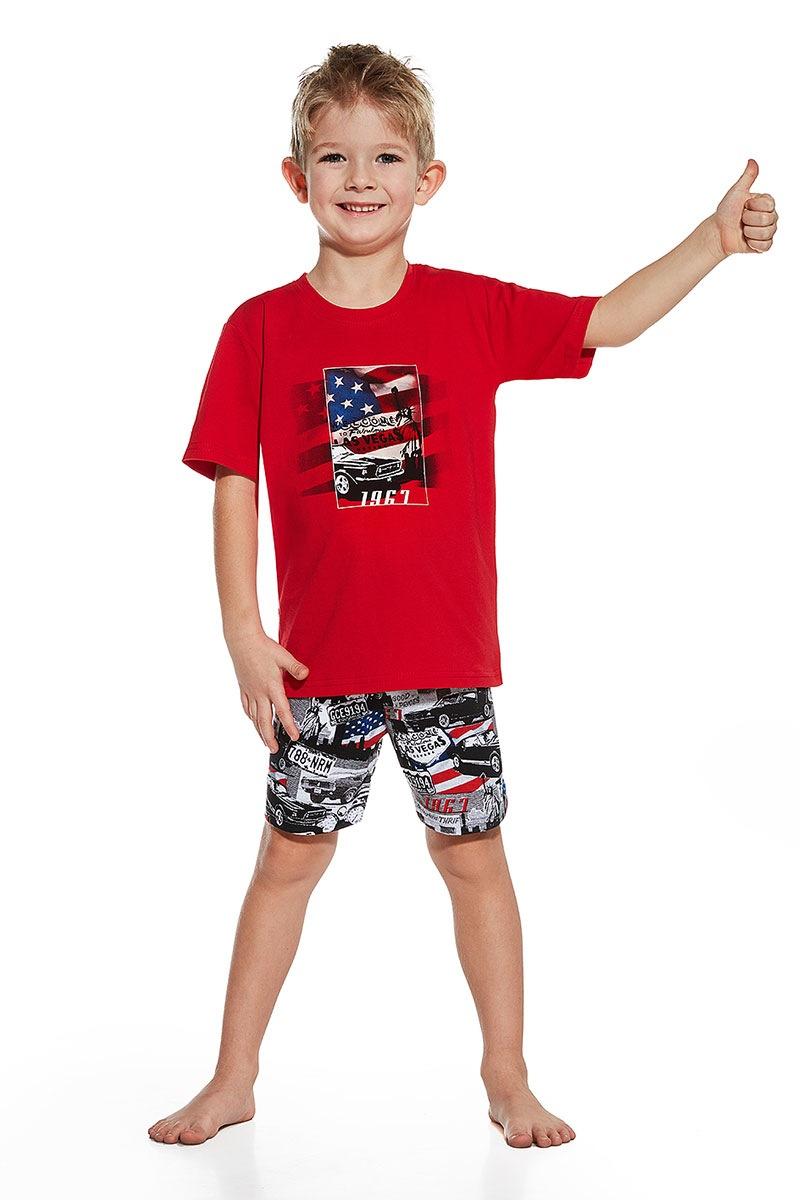 Cornette Pijama baietei America