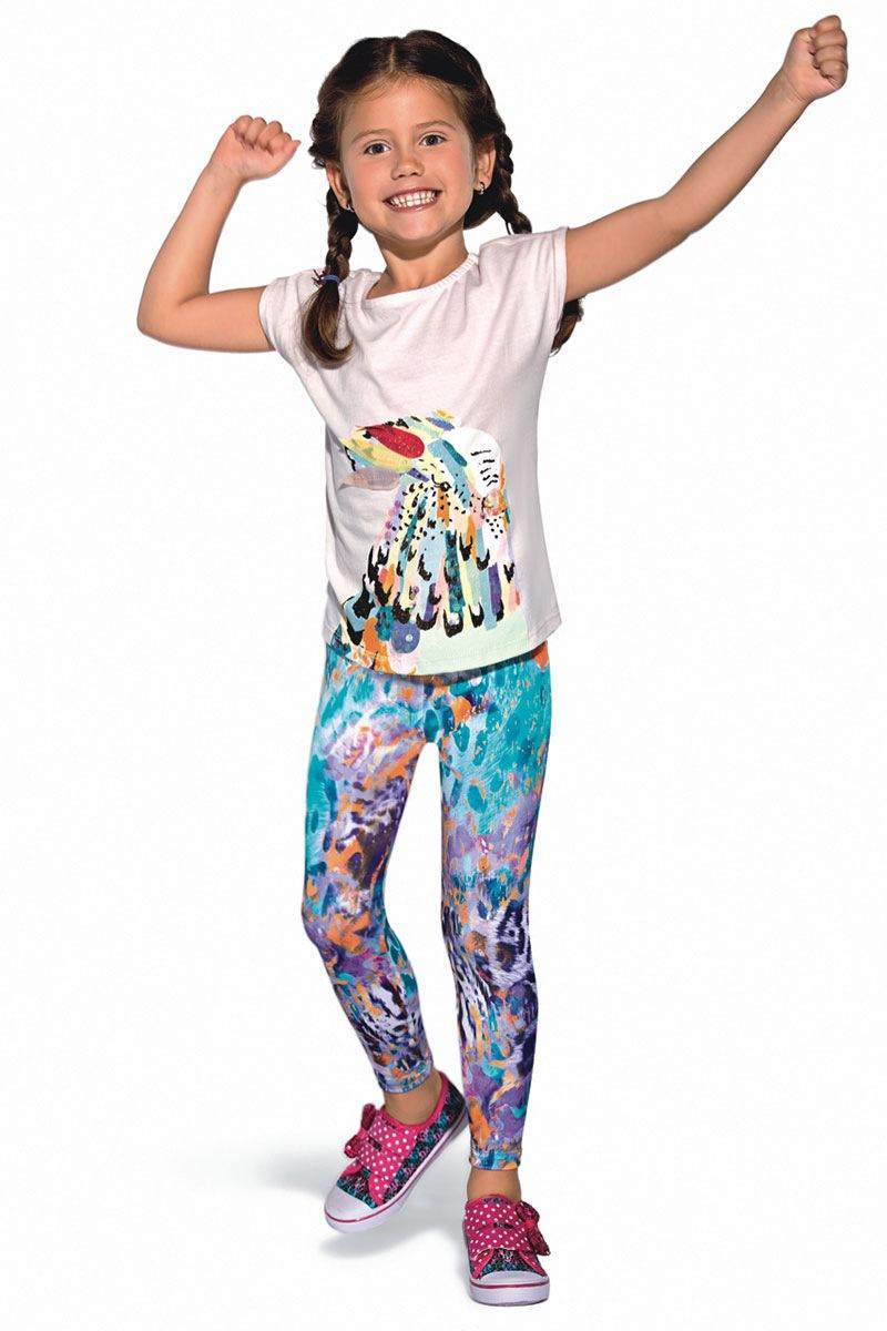 Basbleu Colant colorat Bibi pentru copii