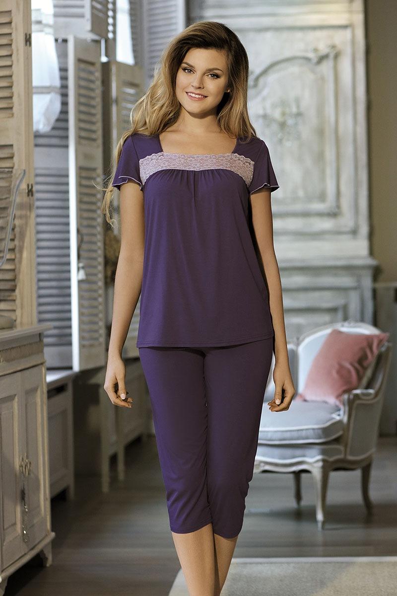 Pijama dama Delfina