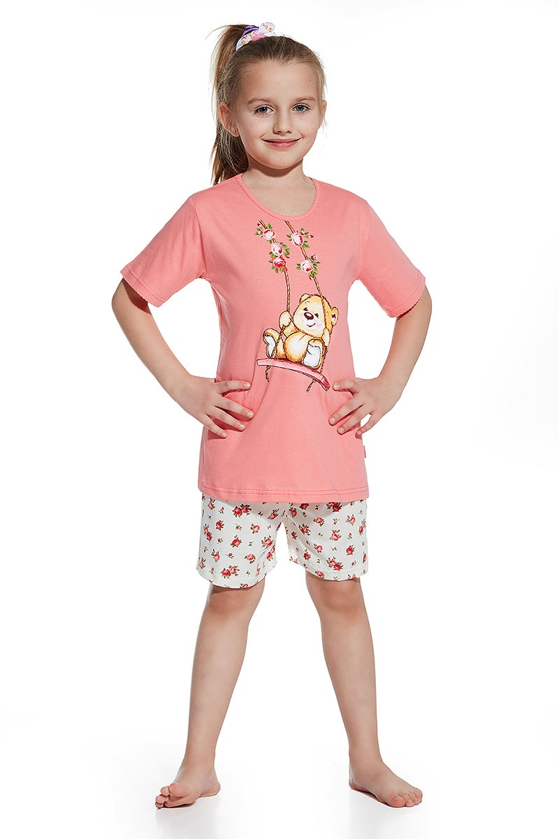Cornette Pijama fetite Dreamy Bear