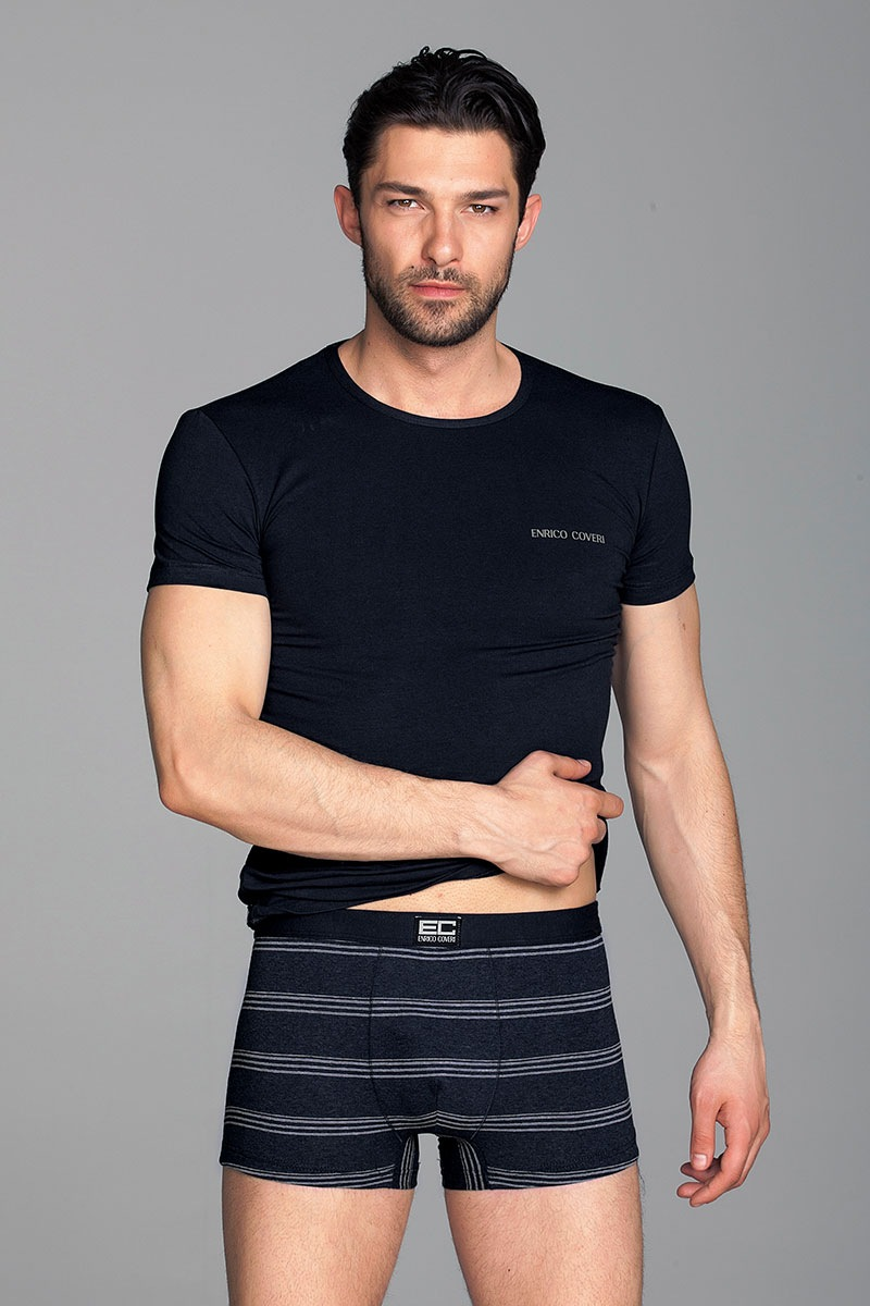 Enrico Coveri Set barbatesc Alex2 – tricou boxeri