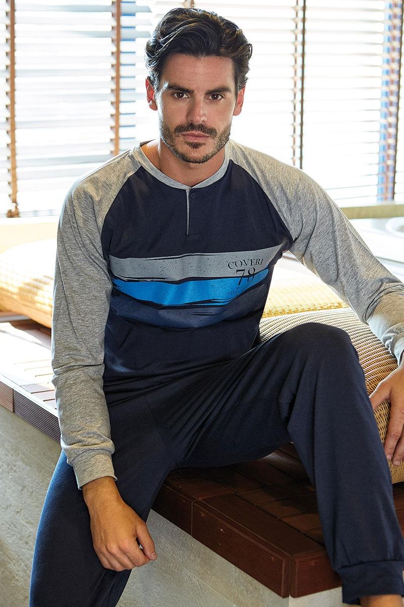 Enrico Coveri Pijama barbateasca Alessandro