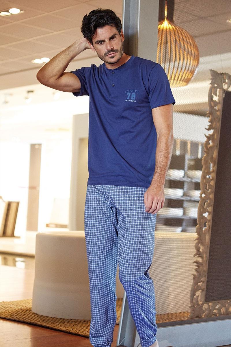 Enrico Coveri Pijama barbateasca Angelo