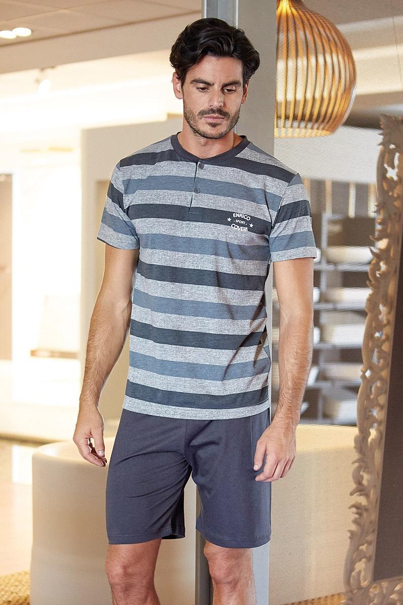 Enrico Coveri Pijama barbateasca Marco