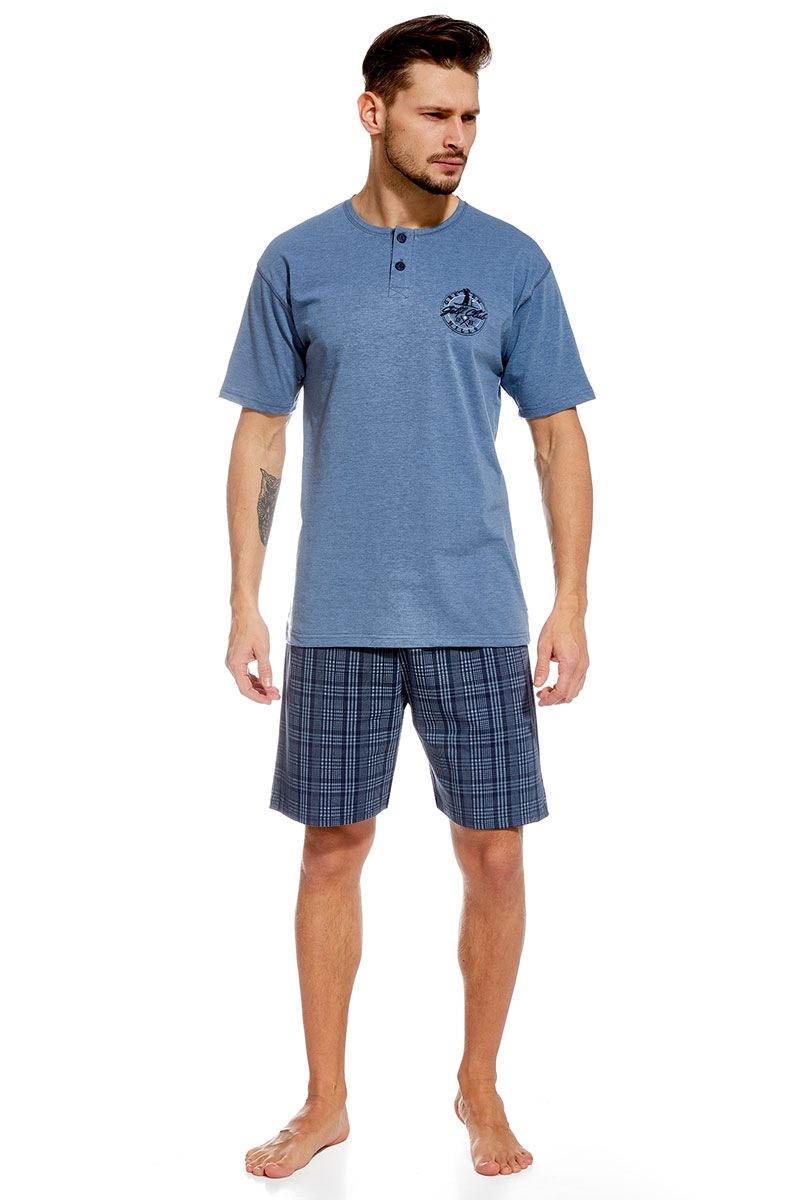 Cornette Pijama barbateasca Golf