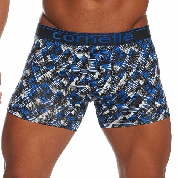 Cornette Boxeri barbatesti HE 50857 albastru
