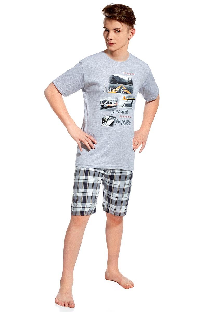 Cornette Pijama baietei Journey