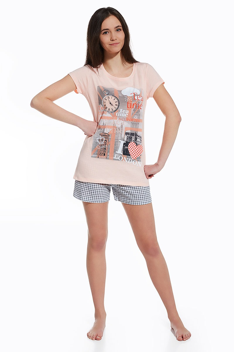 Cornette Pijama fetite London