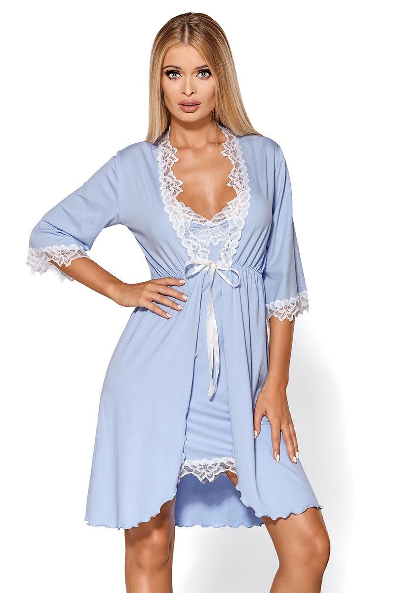 Hamana Capot elegant Madlen blue