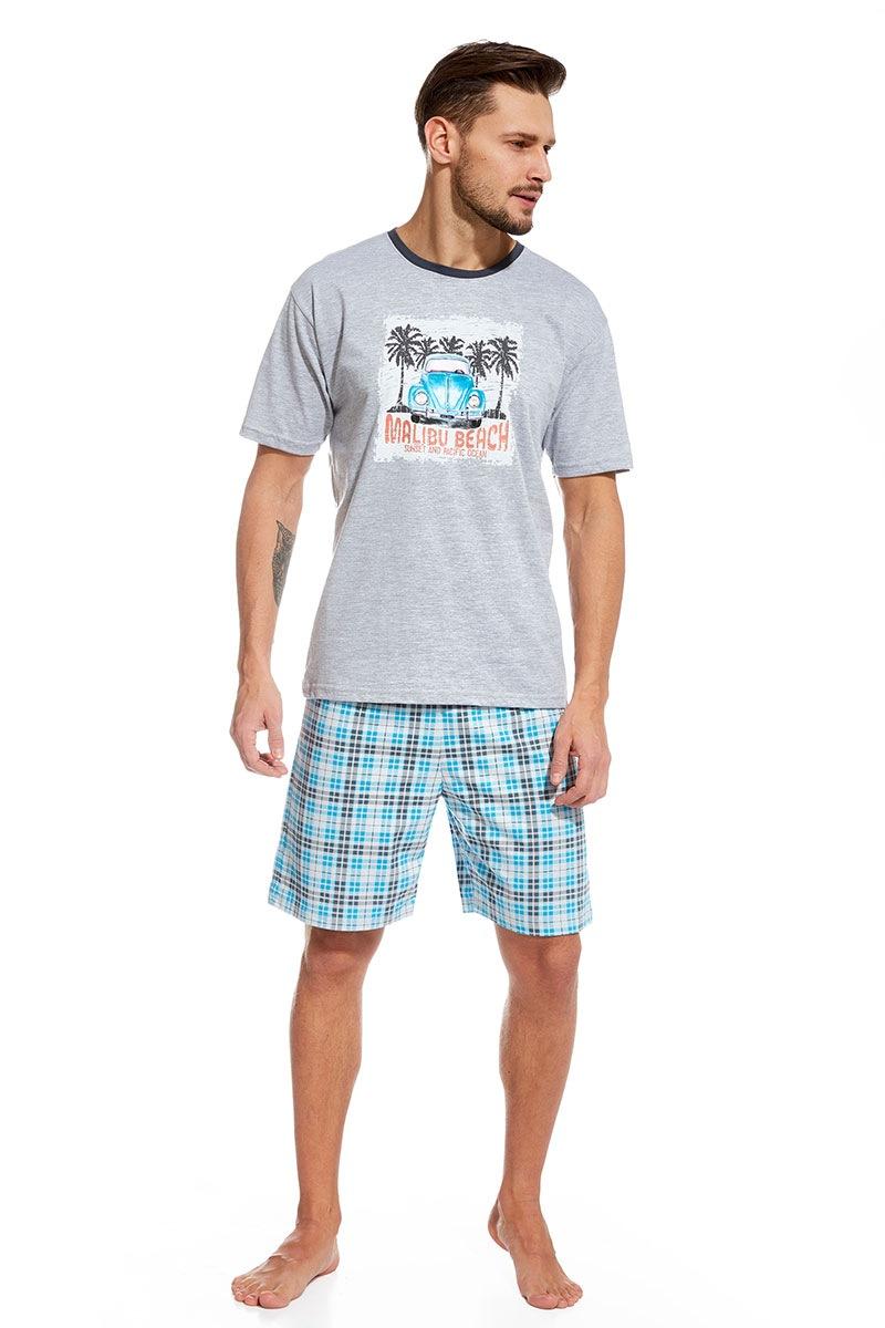 Cornette Pijama barbateasca Malibu