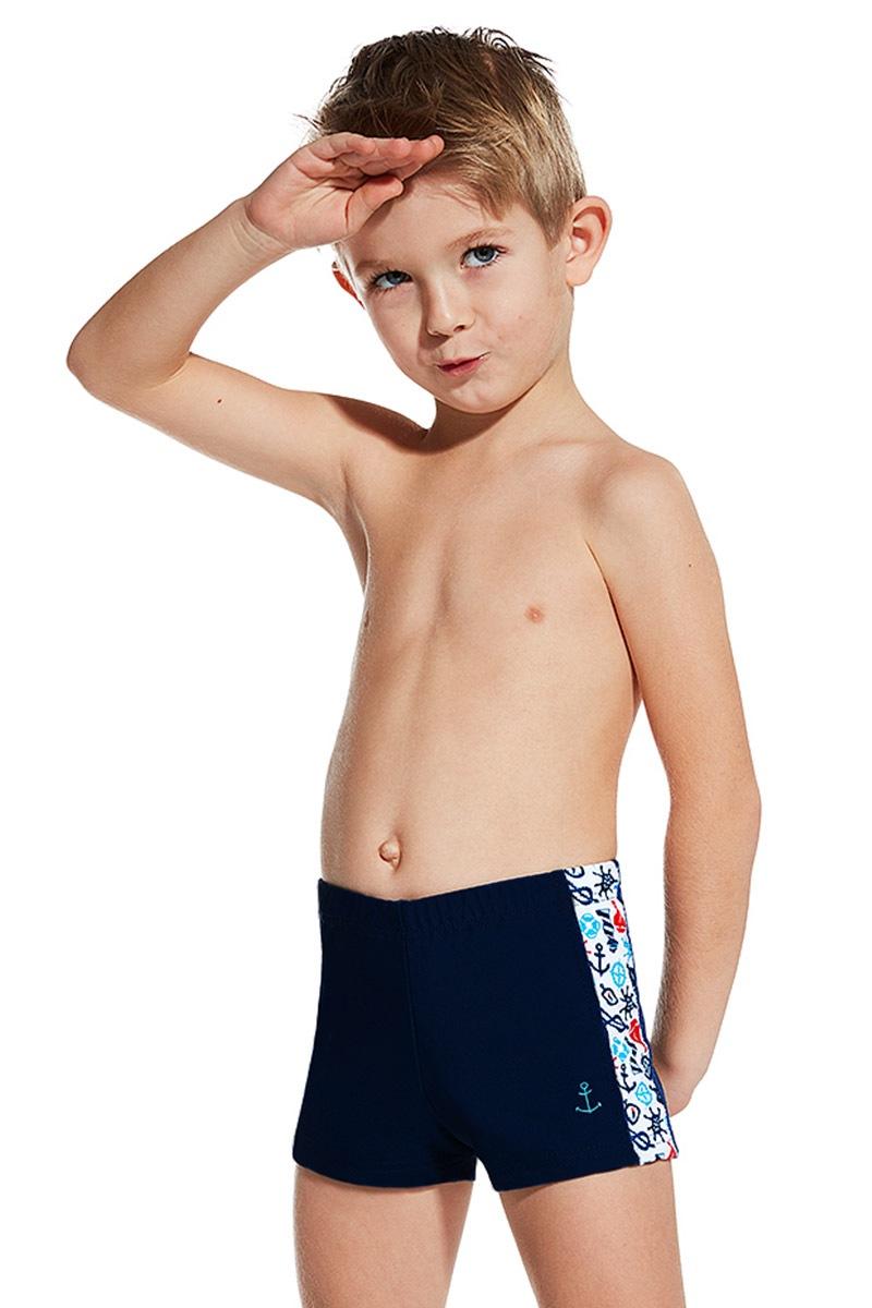 Cornette Costum de baie Marine pentru baietei