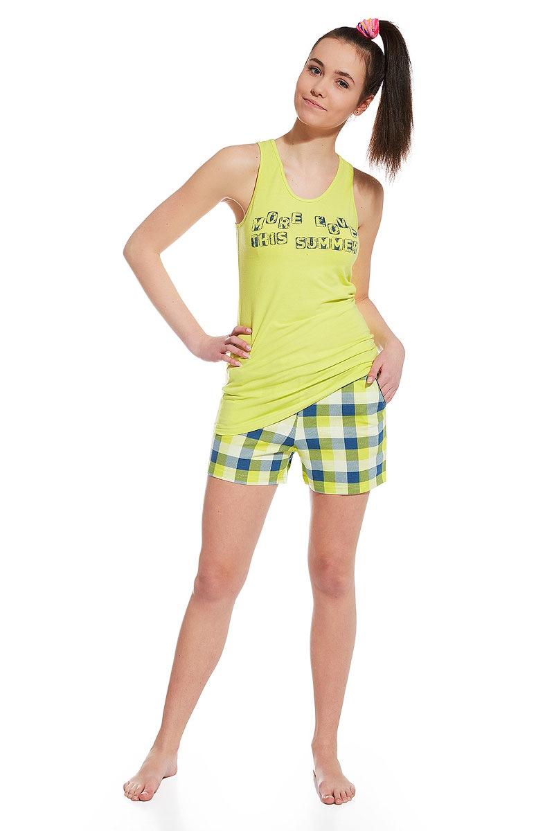 Cornette Pijama fetite More Love