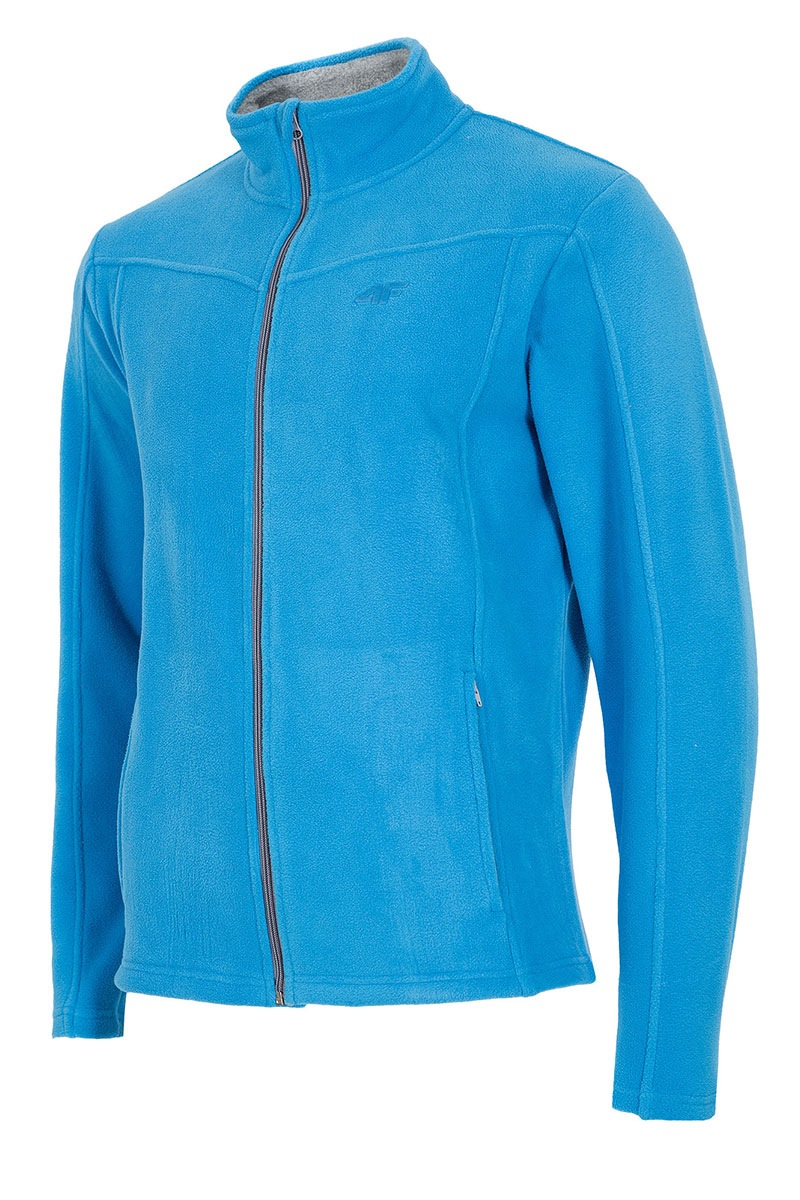 bluza-sport-barbateasca-blue-material-fleece