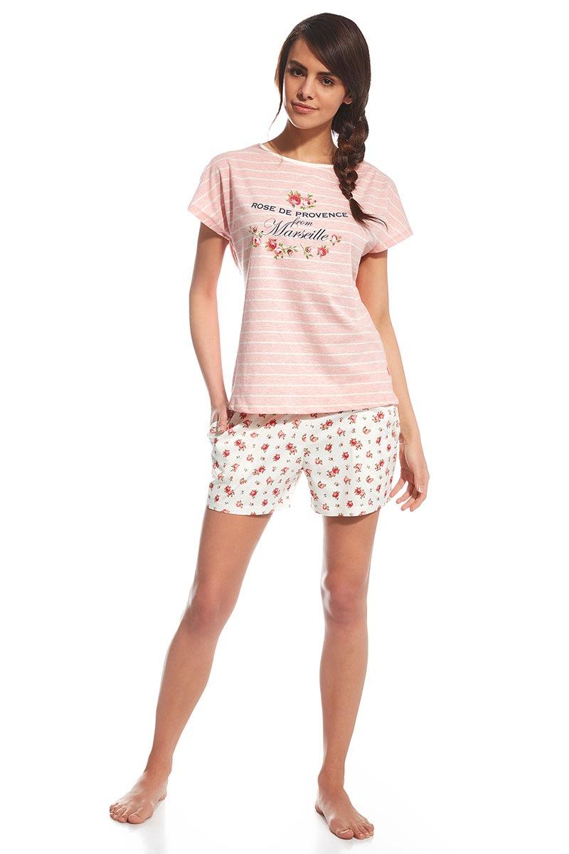 Pijama dama Provence roz