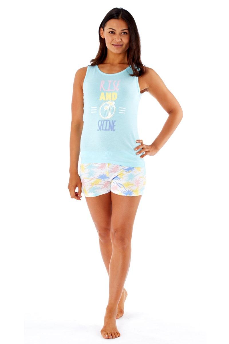 Selena Secrets Pijama dama Rise&Shine