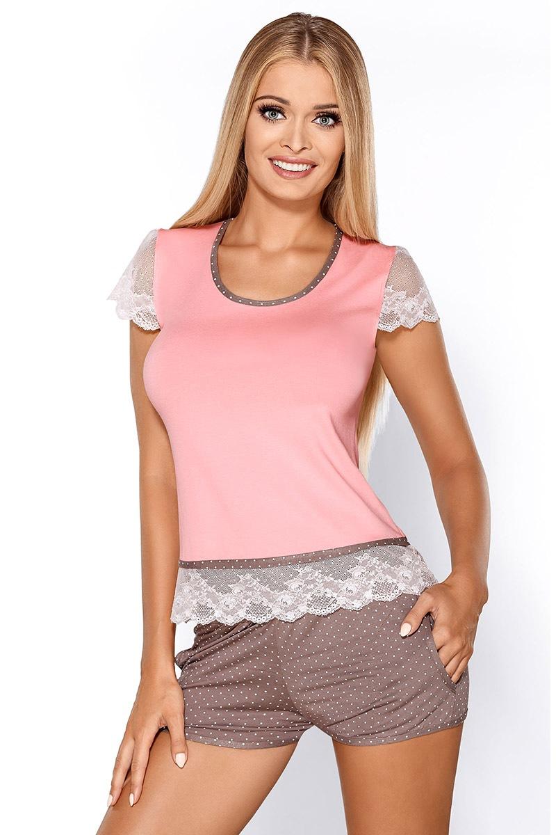 Hamana Pijama dama Roxy Pink