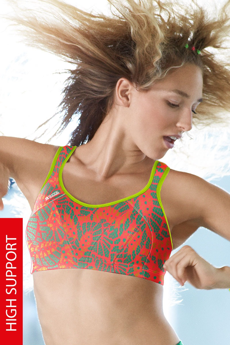 Sutien sport Shock Absorber S4490 Colours de la Shock absorber