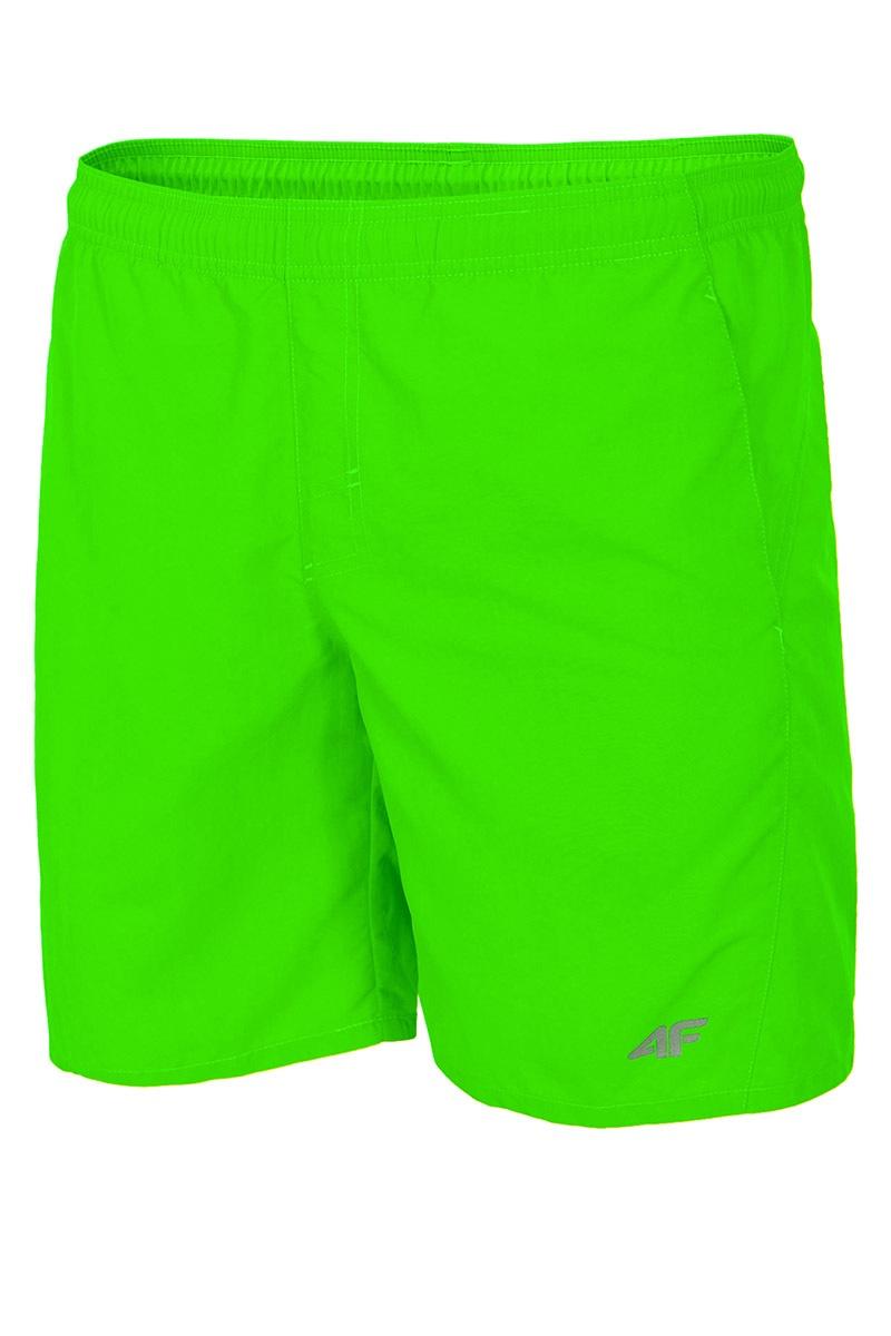 4F Pantalon scurt sport barbatesc 4F Green