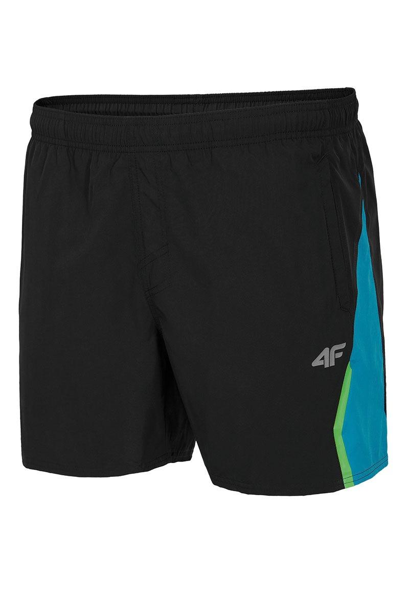 4F Pantalon scurt sport barbatesc 4F Black