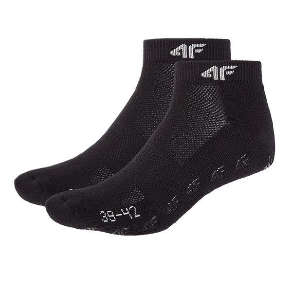 4F Sosete sport pana la glezna de dama 4f 2pack