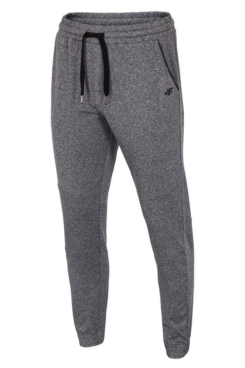 4F Pantalon trening barbatesc 4f Grey