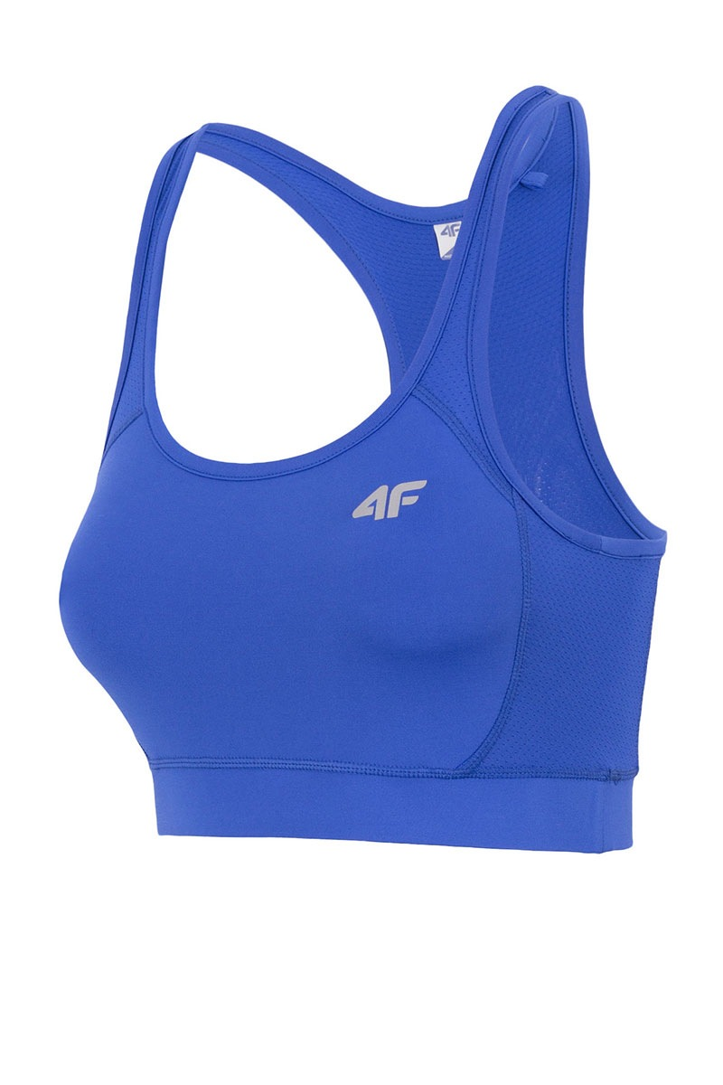 4F Top sport de dama Blue cupe neintarite