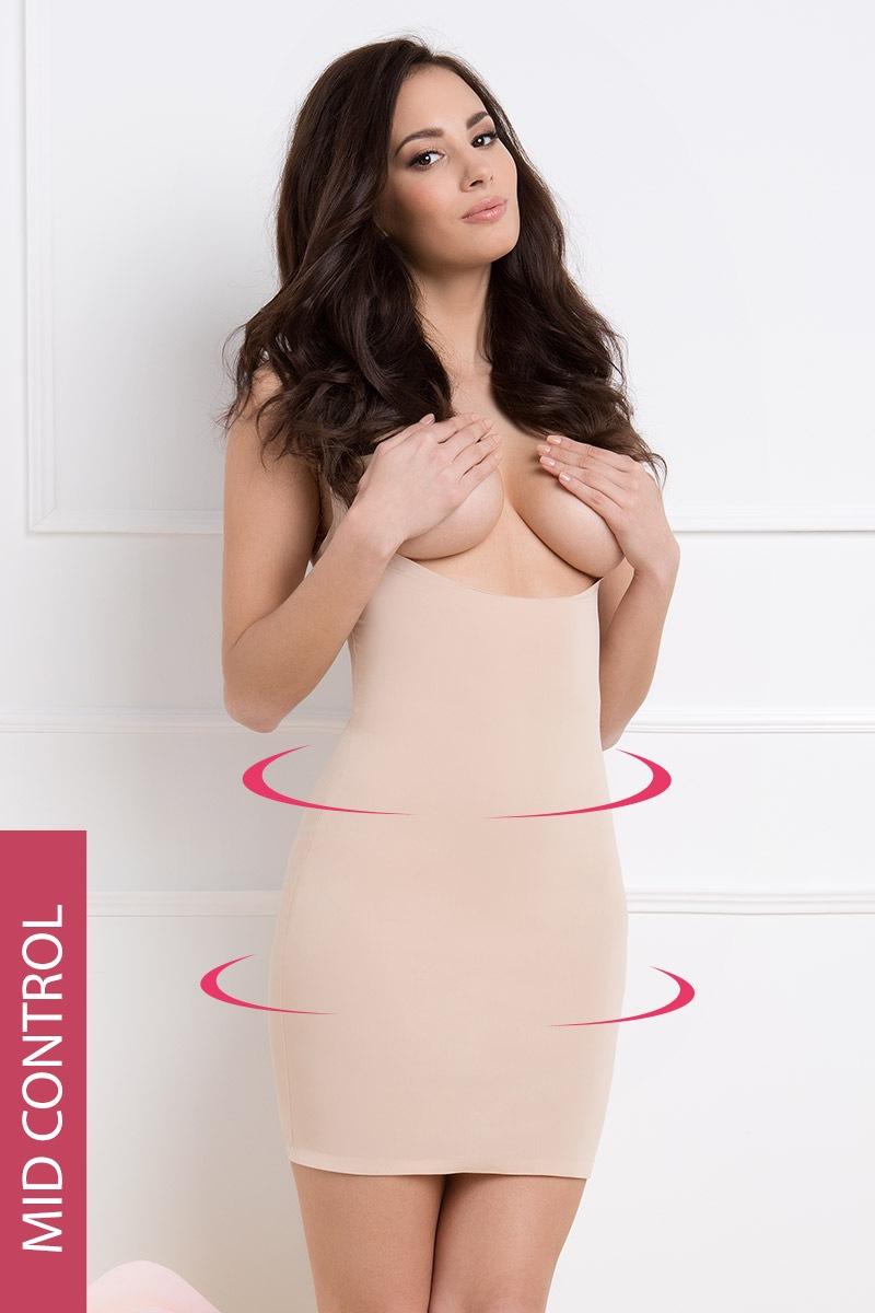 Rochie cu efect modelator Ariel