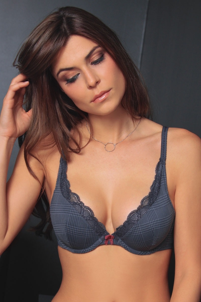 Sassa Sutien Sweet Triangle Push-Up