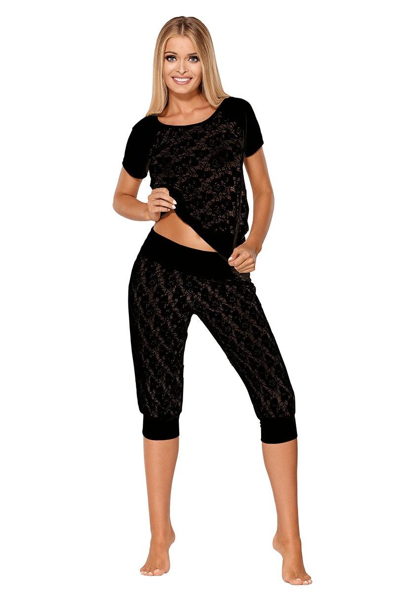 Hamana Pijama provocatoare Thelma Black
