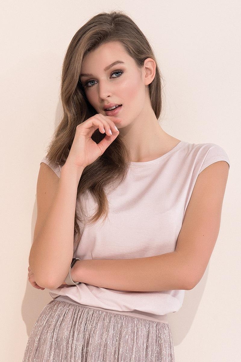 Bluza eleganta Vivian Pink