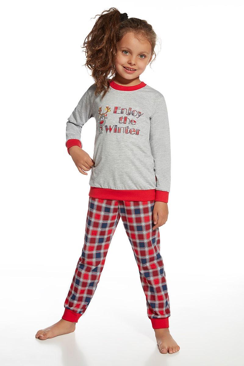 Cornette Pijama fetite Winter