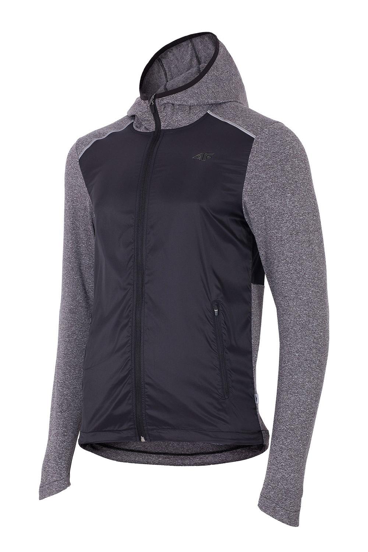Imagine indisponibila pentru Jacheta alergare 4f Grey pentru barbati