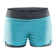 Pantalon scurt de dama Craft, material functional, doua straturi