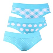 3pack chilot Blue 2312, din bumbac