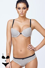 Set sutien Chiara2 cu efect Push-Up si chilot