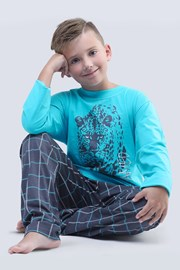 Pijama baietei 1