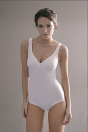 Body cu sutien incorporat Rori White