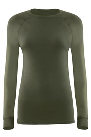 Bluza universala din material functional, maneca lunga