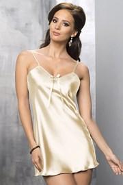 Camasa de noapte eleganta Aria Cream