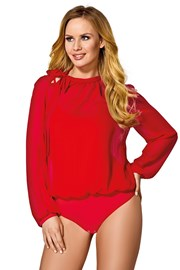 Body dama Jane Red