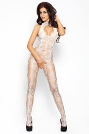 Bodystocking erotic de lux Ally