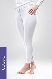 Colanti termici Classic - alb
