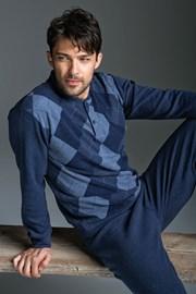 Set barbatesc Riccardo - bluza, pantalon