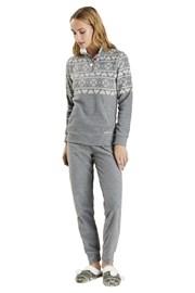 Pijama dama Winter weather