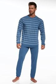 Pijama barbateasca Loose, din bumbac