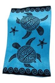 Prosop de plaja Mosaic Turtle