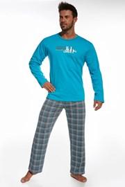 Pijama barbateasca Origin din bumbac