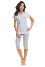Pijama sarcina si alaptare Pearl