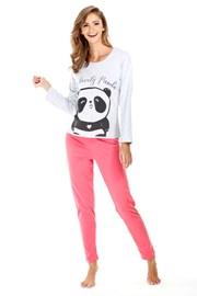 Pijama dama Panda, din bumbac