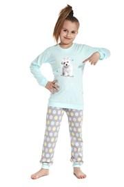 Pijama fetite Puppy